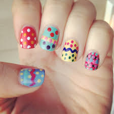 cute and simple nail designs for short nails image collections