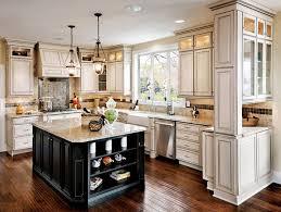 excellent cream colored kitchen cabinets dark island 2 pretentious