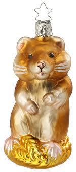 herbie hamster ornament by inge glas in neustadt by coburg
