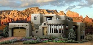 adobe style home plans southwest style homes southwest style pueblo desert adobe home cob