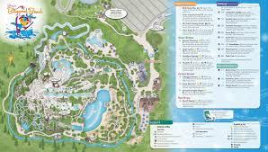 Walt Disney World Transportation Map by Walt Disney World Water Park Maps Kennythepirate Com An