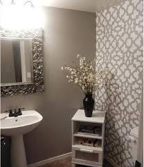 déco toilettes grise peinture et déco wc avec du gris powder
