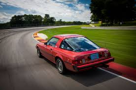 mazda america take dad and his 1980 mazda rx 7 to road america automobile magazine