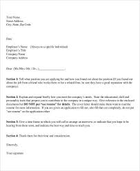 a cover letter format best cover letter format guide for 2017