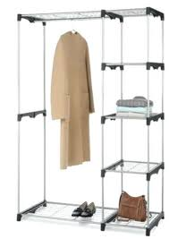 wall mount clothes rod wall mount wood shelf with metal clothes