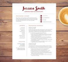 innovative resume templates creative resume template resume for word by landeddesignstudio