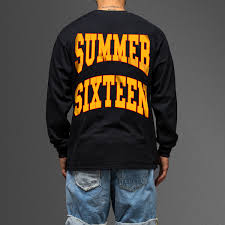 summer sixteen revenge tour long t shirt wehustle menswear