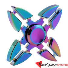 edc crab legs rainbow fidget spinner gyro toy for decompression