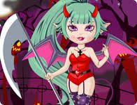 angel and devil twins games for girls