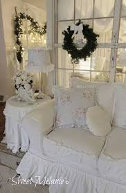 Cottage Chic Slipcovers by Best 20 Shabby Chic Sofa Ideas On Pinterest Shabby Chic Couch