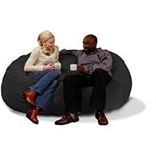Lovesac Stock Amazon Com 6 Foot Foam Filled Bean Bag Chair Lounger Like A Love