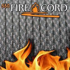 fire cord bracelet images 550 paracord firecord survival bracelet wazoo firestorm buckle jpg