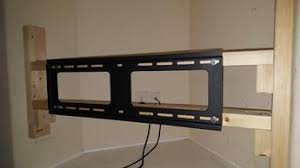 Tv Mount Over Fireplace by Mounting Flat Screen Tv Covering Old Fireplace Niche Charlotte