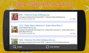 gba 4 android vinaboy advance gba emulator android apps on play