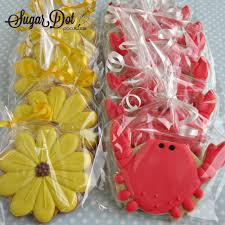 favor cookies sugar dot cookies favor bags for cookies