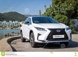 lexus rx 200t for sale lexus rx 200t f sport 2016 test drive day editorial photo image