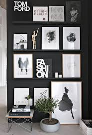home interior wall decor best 25 black wall decor ideas on black wall