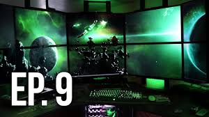Gaming Setups Room Tour Project 9 Ft Bereghost Games Best Gaming Setups