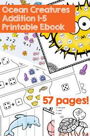 owl addition 1 10 printable simple fun for kids