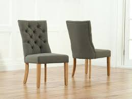 Grey Fabric Dining Room Chairs Material Dining Room Chairs Grey Fabric Dining Chairs Awesome Oak