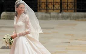 wedding dresses second wedding revealed kate middleton had a second wedding dress accessorized