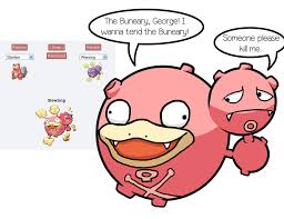 Slowbro Meme - slowzing pokefusion pokemon fusion know your meme
