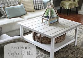 themed coffee table furniture ikea hack coffee table designs white square