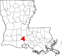 Baton Rouge Zip Code Map National Register Of Historic Places Listings In Lafayette Parish