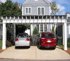 Garage Pergola Designs by 7 Best Garage Design Images On Pinterest 2 Car Garage Plans