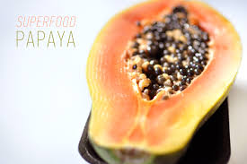 detox with superfood papaya wake the wolve