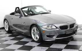 bmw z4 2008 2008 used bmw z4 roadster z4m cpo certified at eimports4less