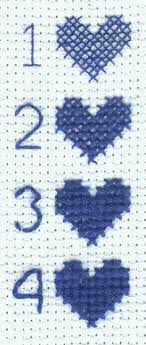 how to make your own cross stitch pattern embroidery