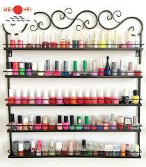 nail polish wall display rack nail polish wall display rack