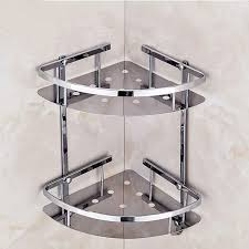 excellent innovative bathroom corner shelf 25 best corner shower