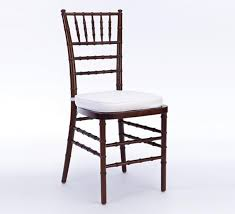 fruitwood chiavari chairs chiavari fruitwood chair standard party rentals bay area