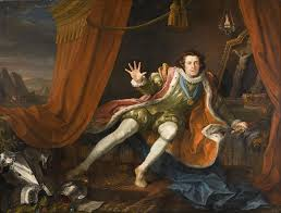 David Garrick en Richard III