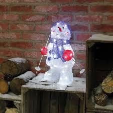 outdoor light up snowman 72 indoor outdoor light up glitter