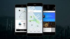 new android update uber releases major update to ios and android ride app 5 key