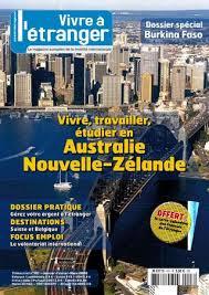 bureau d immigration australie au maroc vivre travailler étudier en australie et nouvelle zélande cahier