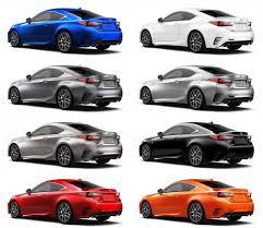 lexus color lexus colors car release and reviews 2018 2019