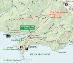 Marin Map 01marinheadlandsmap Jpg
