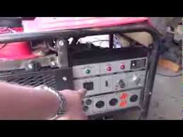 troubleshooting a generator with a no power issue youtube