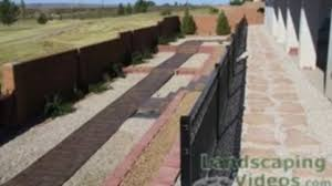 landscaping ideas sloped backyard video 1 video dailymotion