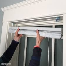install window blinds family handyman
