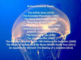 Richard Dawkins Blind Watchmaker 69 Best Richard Dawkins Images On Pinterest Richard Dawkins