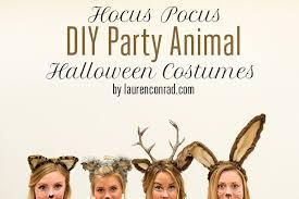 Halloween Costumes Kids Animals Hocus Pocus Halloween Party Animals Costume Lauren Conrad