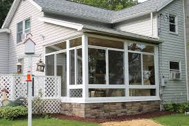 Sunroom On Existing Deck Sunrooms Rochester Rochester Ny Sunrooms Patio Rooms By