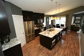 armstrong laminate flooring in kitchen contemporary with sunflower