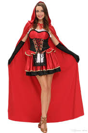 halloween costume with cape role play fairy tales halloween frolic thru the forest to