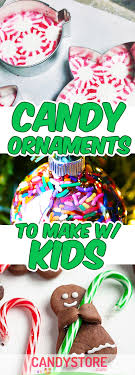 10 ornaments you can make with candystore